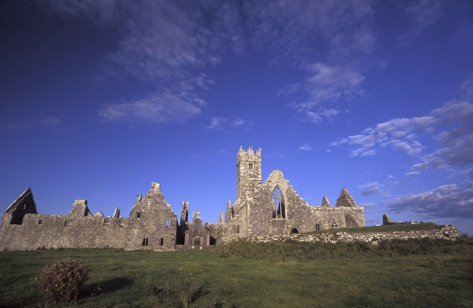 Ross Abbey, Connemara