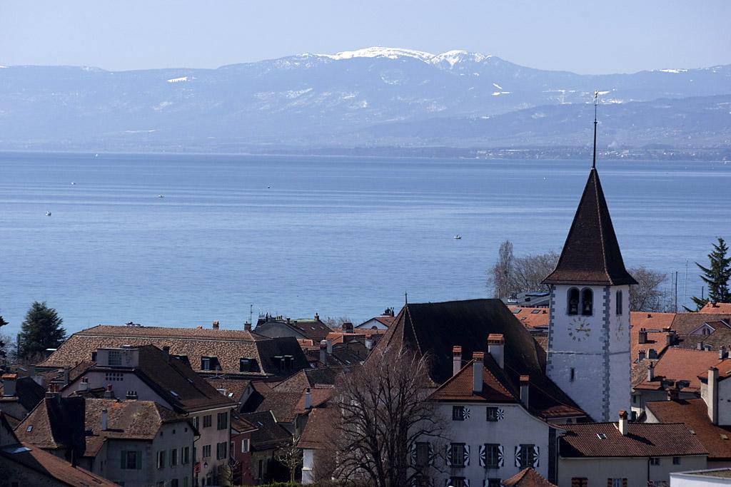 Lutry Switzerland  City pictures : Lutry, Vaud, Switzerland, Suiza, Travel Photography. Fotografía de ...