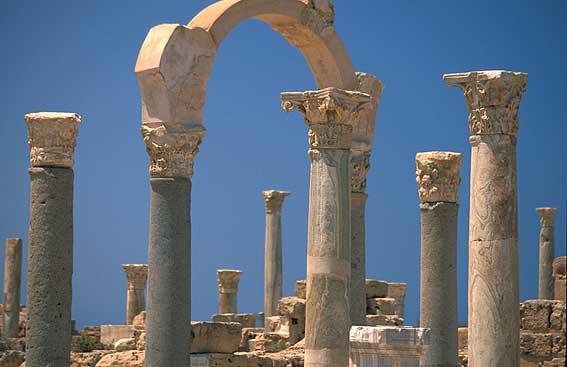 المناطق السياحية ليبيا