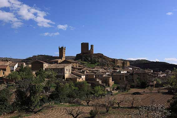 Uncastillo Spain  city photos : pictures. Photography gallery of Uncastillo Zaragoza Aragón Spain ...