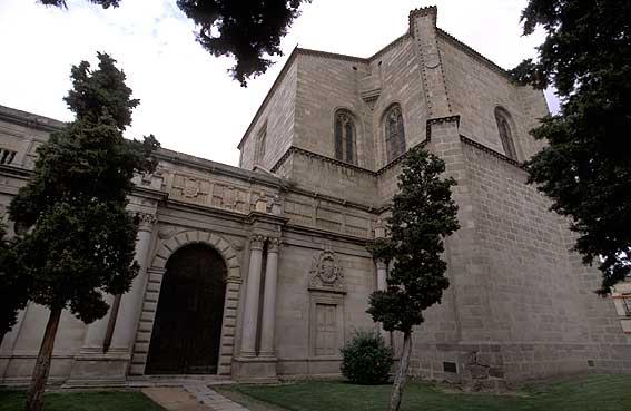 La capilla de Mosén Rubí – Más que murallas