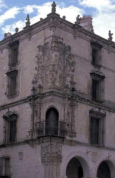 Palacio de San Carlos!