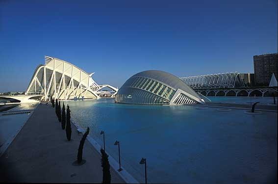 museo artes y ciencia valencia:
